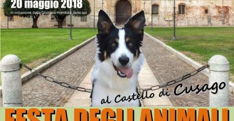 Festa degli animali al Castello di Cusago